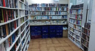Book Shop And Hire Business
