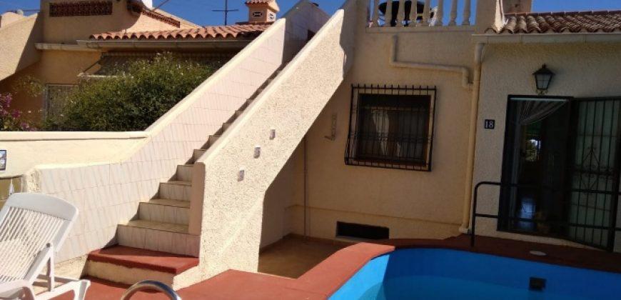Semi Detached Villa